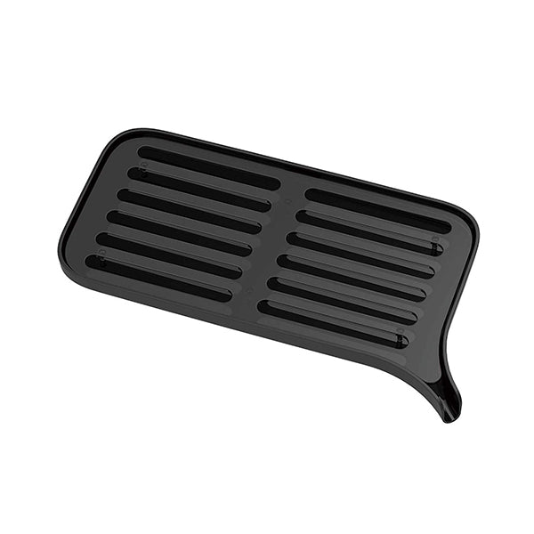 Smart Home Water-Draining Kitchen Tray - Black