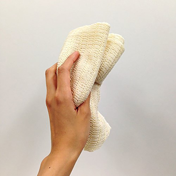 Natural Towel Cotton Lathering