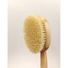 Bath-Mate Body Brush Curved Handle Soft