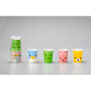 Animal Paper Cup 210ml 15 Pcs 4 Pattern Assorted