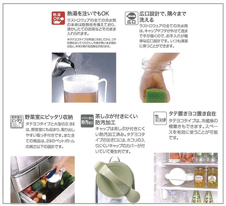 * Air-Tight Plastic As Resin Pitcher various size