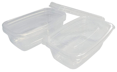Storage Food Container Airtight Cl・3 Pieces
