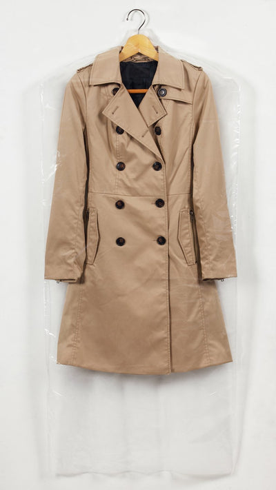 * Basic Coat Cover 7 Pieces Included