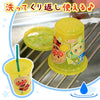 Anpanman Straw Drinking Cup 3 Pcs Included