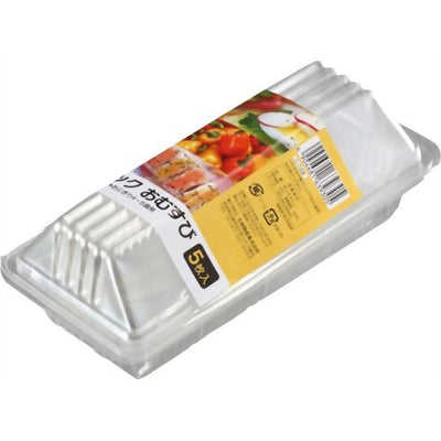 Food Pack Seasons Rice Balls 5 Pieces