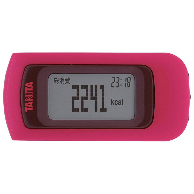 Tanita Activity Meter Karorizumu Raspberry Ez-061-Rd