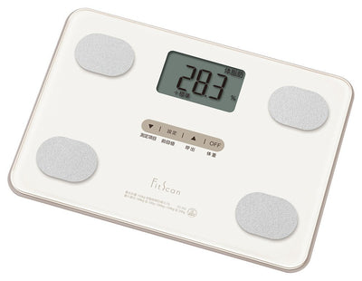 Body Composition Meter Fitted Scan Fs-102-Wh (Natural White)