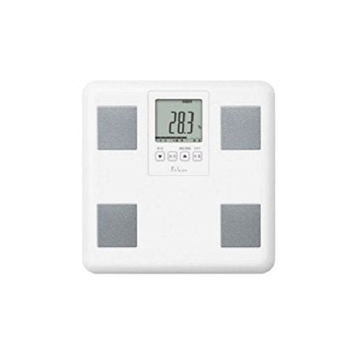 Tanita Body Composition Meter Fitscan White Fs-200-Wh