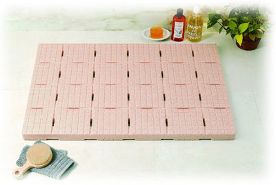 60 Bathing Grates Mild To Have Soft Grates × 44cm Mini Beige Skb-4460