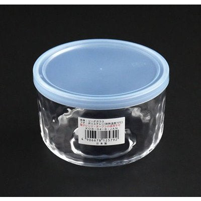 Orient Sasaki glass Blue with glass container lid 420ml