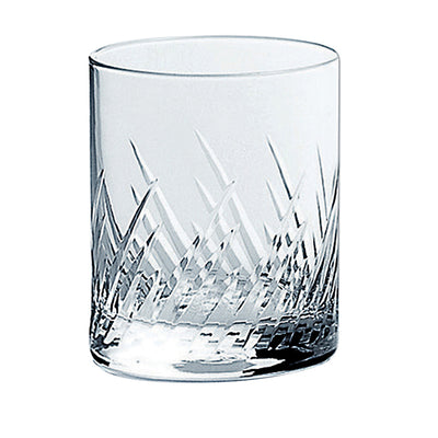 Rock Ice Glassware Trough Whiskey Glass Cup 275ml 07116hs-E101
