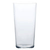 Thin Ice Simple Design Glass Tumbler (Capacity 370ml) B-21112cs [Dishwasher Safe]