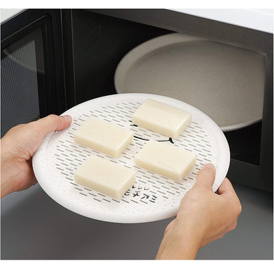 Foldable Mochi Rice Cake Microwave Plate