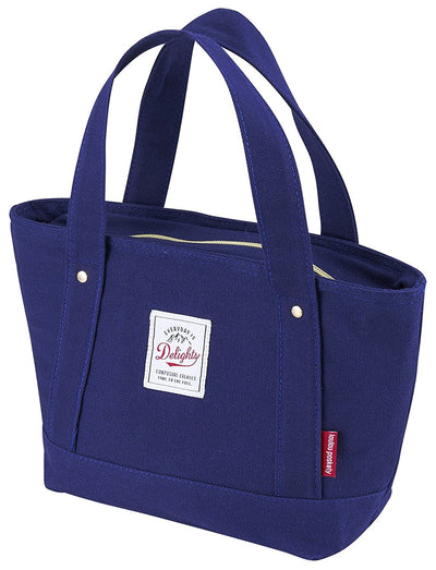 Delight Lunch Bag Navy 31 × 19cm Tb-20