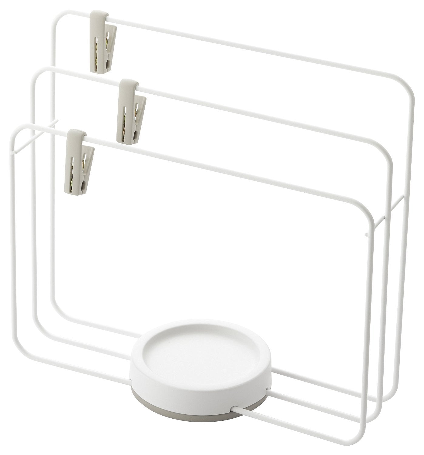 Liberalista Dish Cloth Hanger Rack - 3 Clips