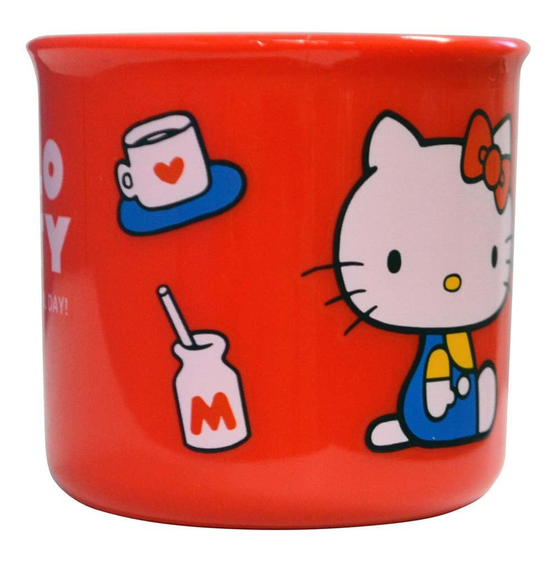 Cup 200ml Dishwasher Corresponding Hello Kitty 70'S Sanrio Ke4a