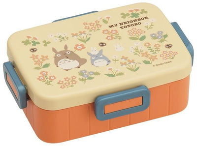 4-Point Lock Lunch Box 650ml Lunch Box Yzfl7 various design