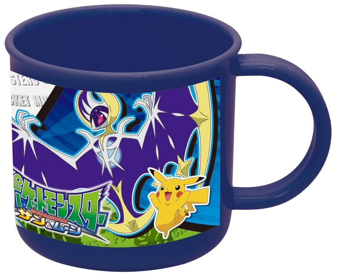 Cup 200ml Dishwasher Corresponding Pokemon Sun & Moon Pokemon Ke4a