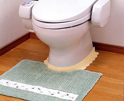 Adsorption Only Put Dirt Prevention Tape Does Not Shift The Toilet Gap Tape Yellow Ok-95