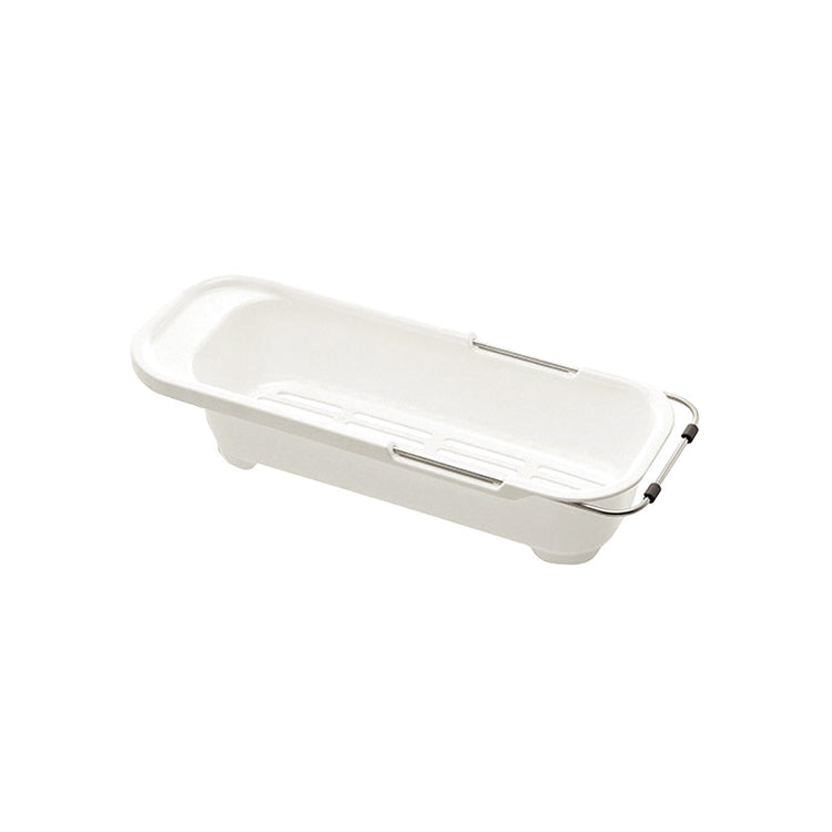 Rei Sink Drainer Expansion And Contraction Type White