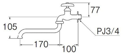 Freely Faucet, Is Called 20 The Length Of The Pipe 170mm With Pos
