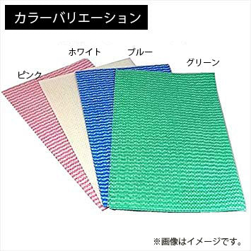 100% Rayon thick Cloth Green (input 60 sheets)
