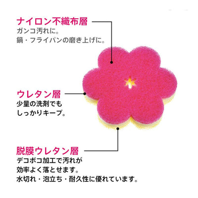 Photo of MARNA Flower Cleaning Sponge