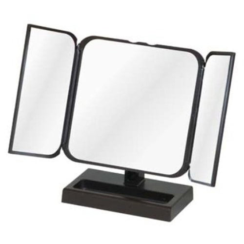 Trifold Makeup Mirror