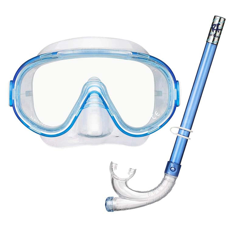 Reef Tourer (Reef Tourer) Snorkeling 2-Piece Set Men Women