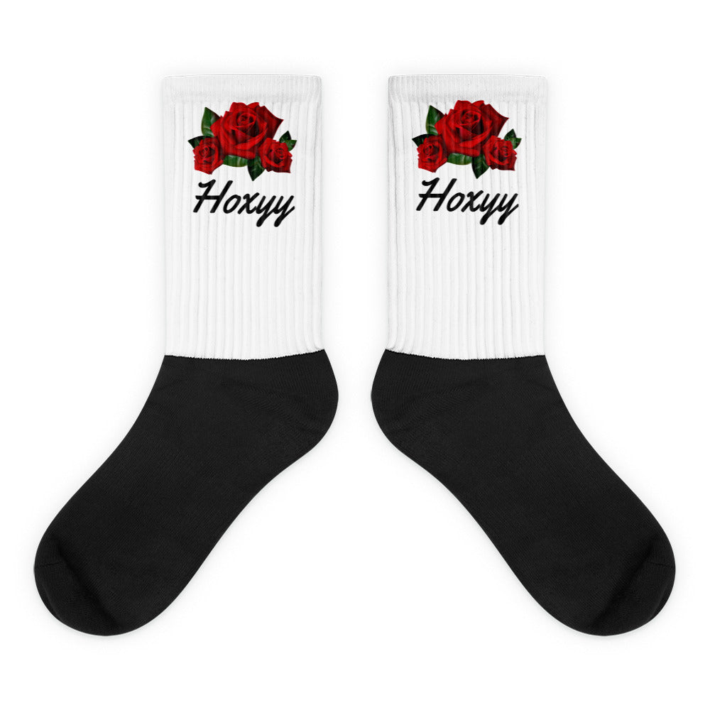 Rose Gxd Socks - Enhanced Body