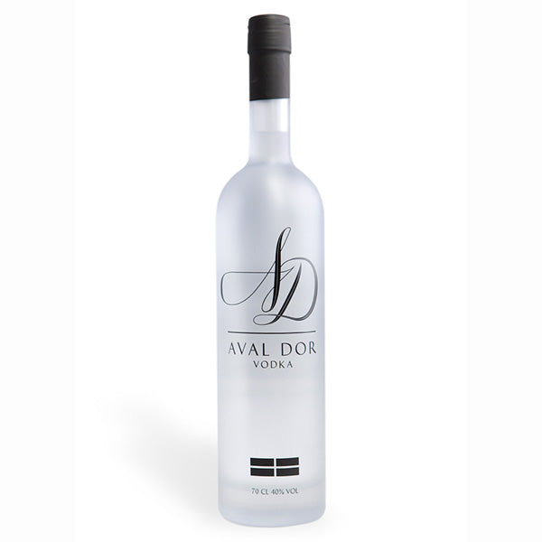 Aval Dor Cornish Potato Vodka, 700ml, 40% ABV