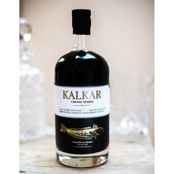 KALKAR CORNISH COFFEE RUM, 70CL, 25% ABV