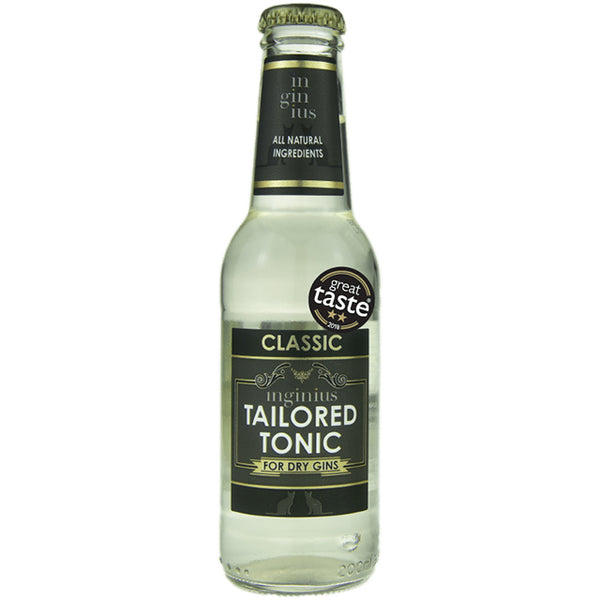Tailored Tonic, Citrus Sweet Tonic, 175ml