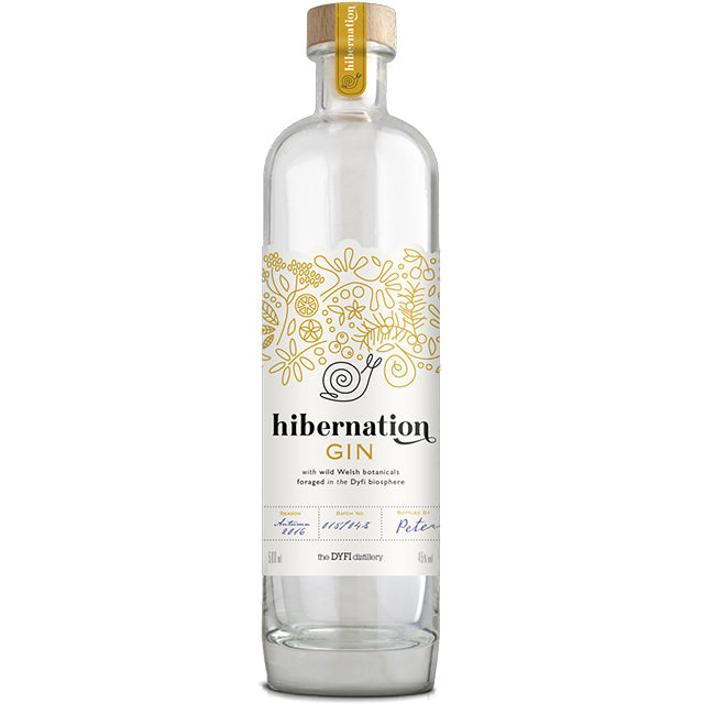Hibernation Gin, 500ml, 45% ABV