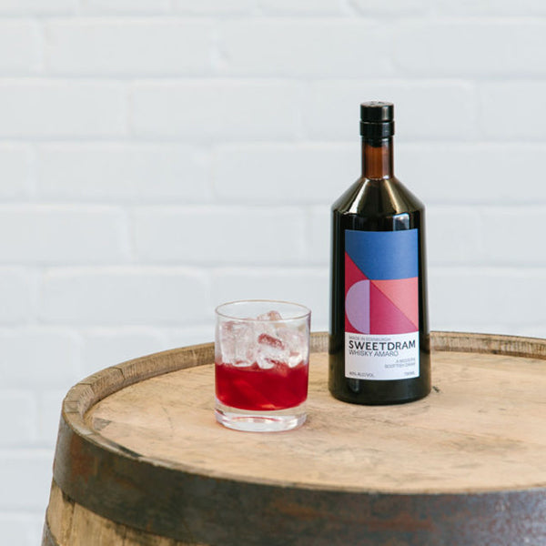 Whisky Amaro, 70cl, 40 ABV