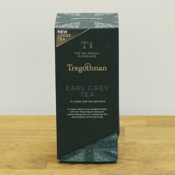 Earl Grey Loose Caddy 14 Individual Servings