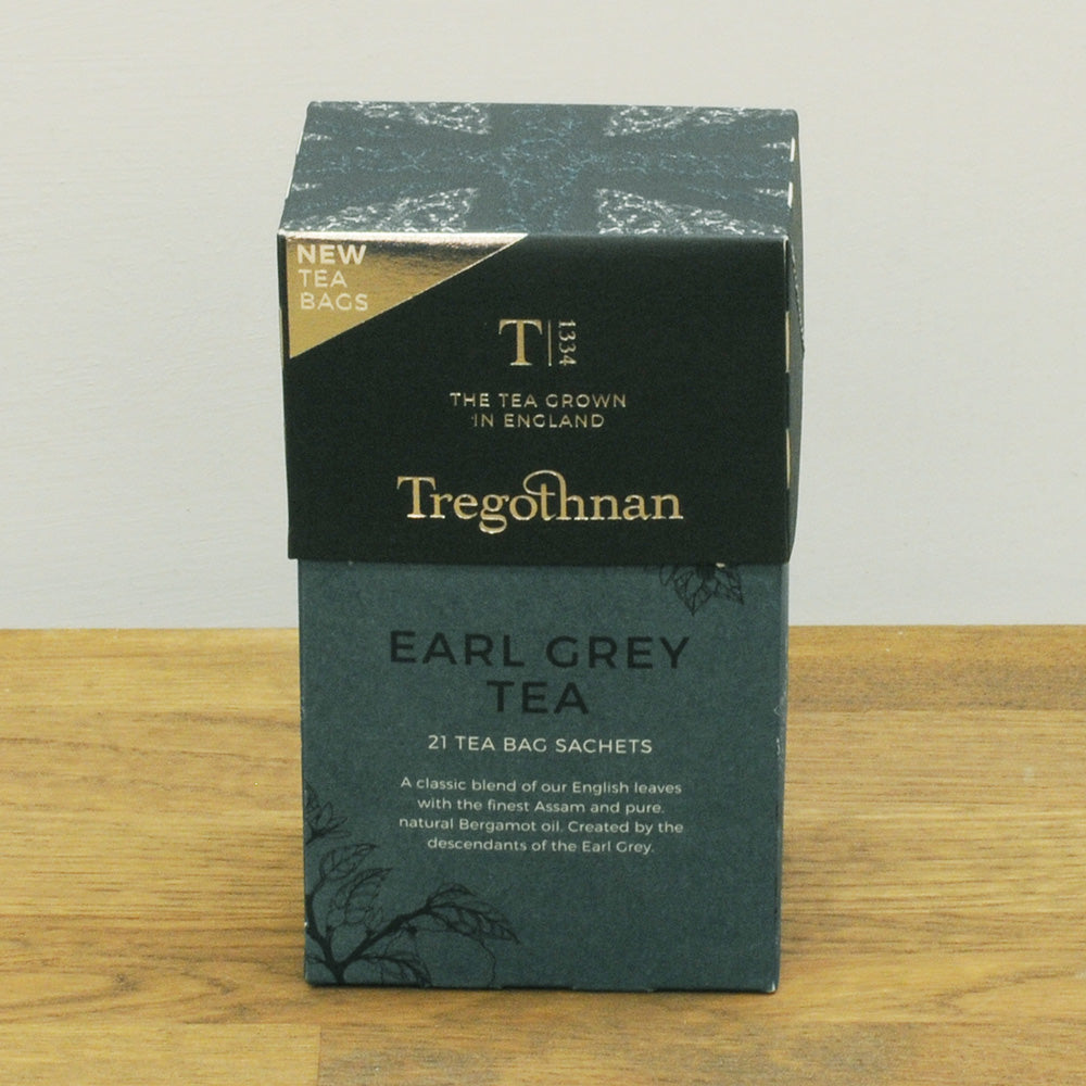 Earl Grey Tea 21 Tea Bag Sachets