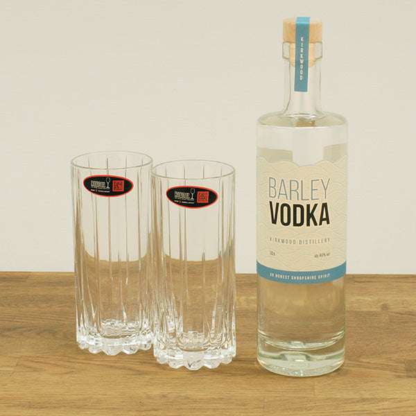 Barley Vodka Gift Set