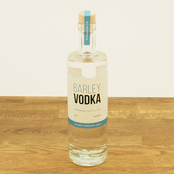 Barley Vodka, 500ml, 46% vol.