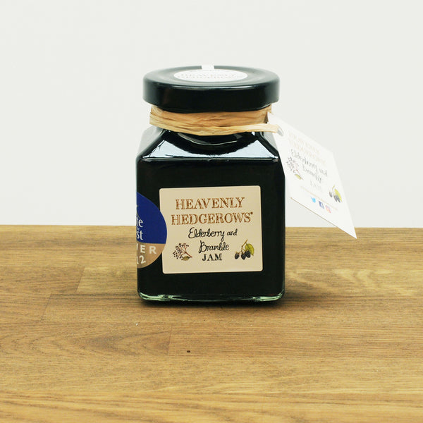 Elderberry and Bramble Jam, 227g