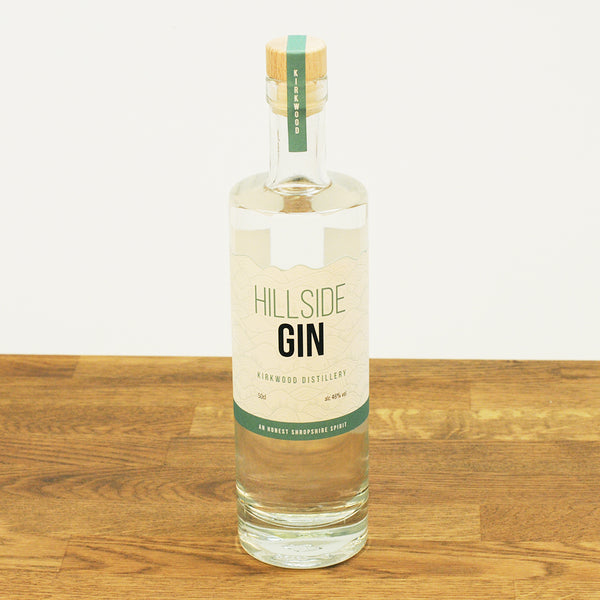 Hillside Gin, 500ml, 46% ABV