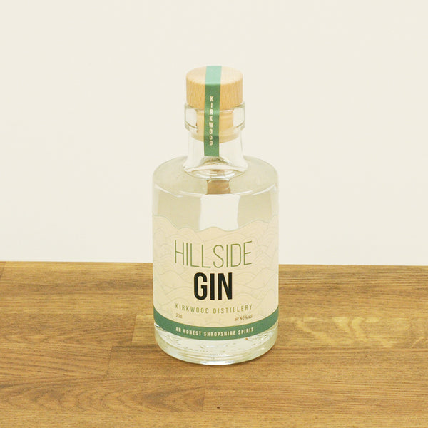 Hillside Gin, 200ml, 46% Vol.