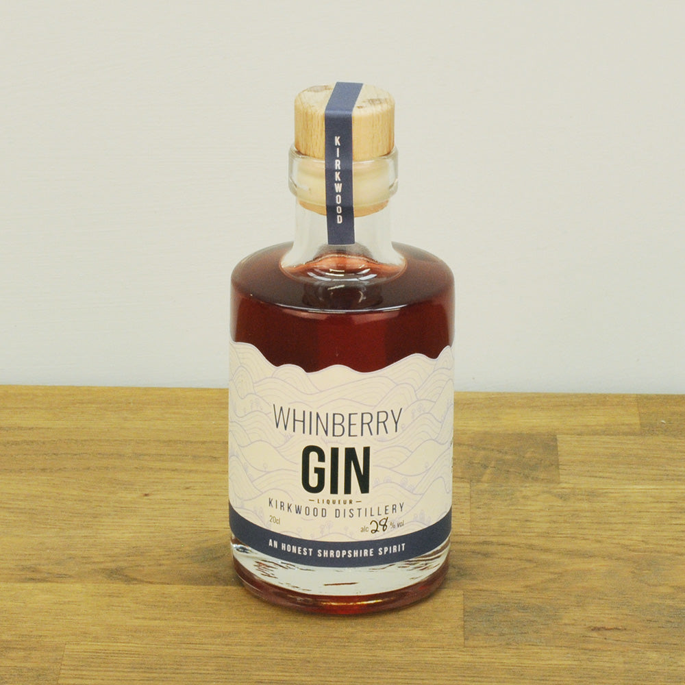 Whinberry Gin, 20CL, 28% ABV