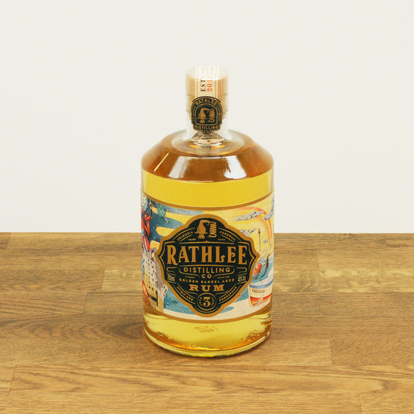 Rathlee Rum, 700ml, 40% ABV