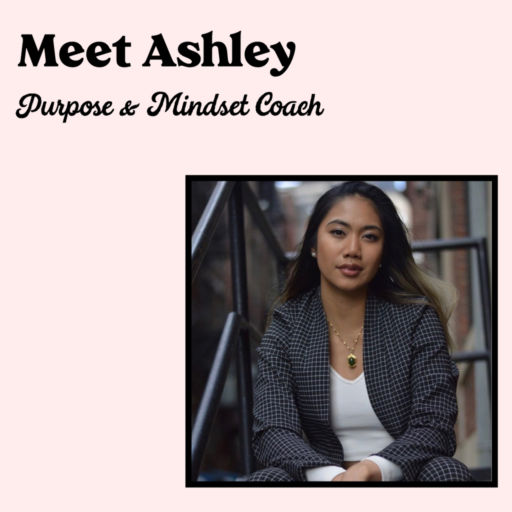 Meet Ashley Mateo: Purpose & Mindset Coach