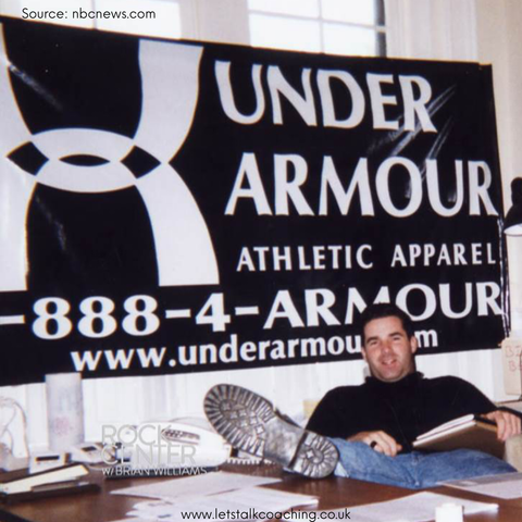 Kevin Plank - Under Armour