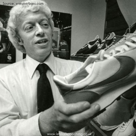 Phil Knight - Founder of Nike