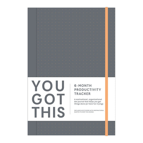 You Got This Journal - Let's Talk Coaching