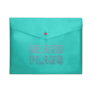 Grand Plans Snap Folders - Let's Talk Coaching