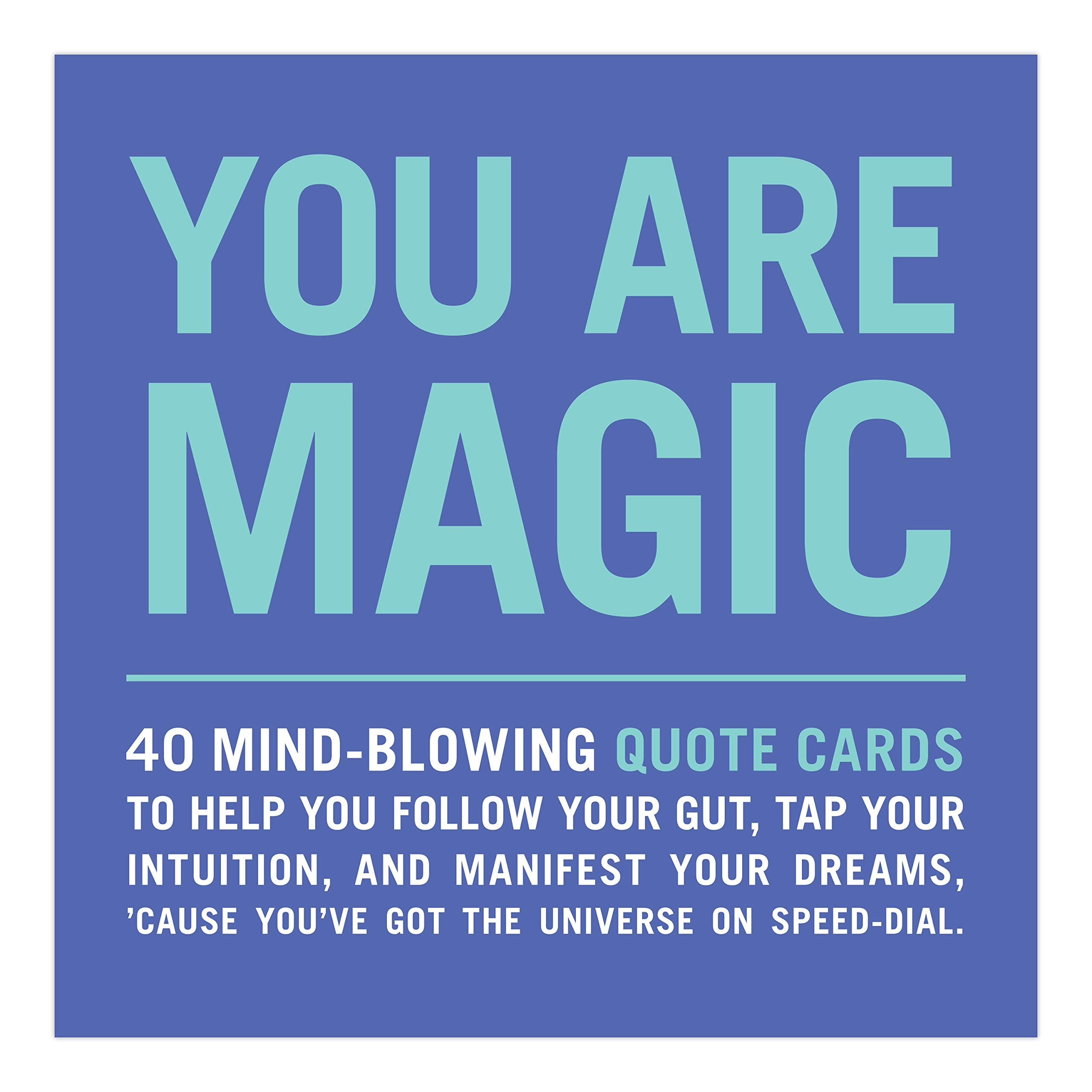 You Are Magic Deck - Let's Talk Coaching